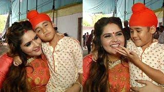 Anjali Anand CUTE Interview On Kulfi Kumar Bajewal