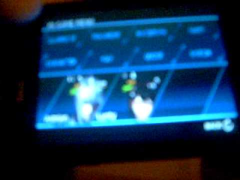 Eternal Legacy on Samsung GALAXY mini (hungarian speak) (magyarul)
