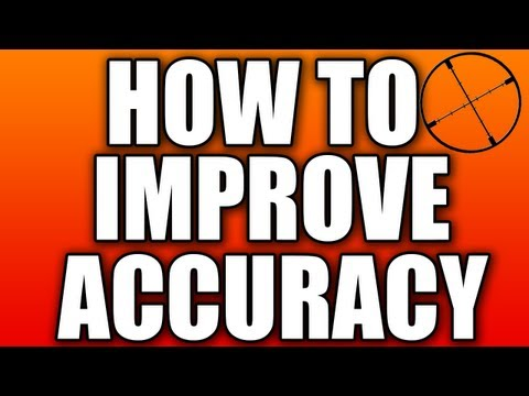 Black Ops 2 Tips & Tricks - How To Improve Accuracy/Aim Better (Call Of Duty:Black Ops 2 Gameplay)