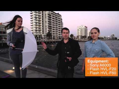 Off-Camera Flash Part 2: Sony Alpha Tutorial