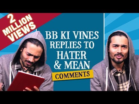 BB Ki Vines responds to mean comments | Bhuvan Bam | Sang Hoon Tere | Official Music Video
