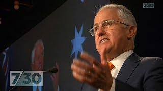 Malcolm Turnbulls 40 years in public life