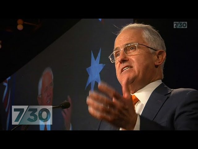 Malcolm Turnbull39s 40 years in public life