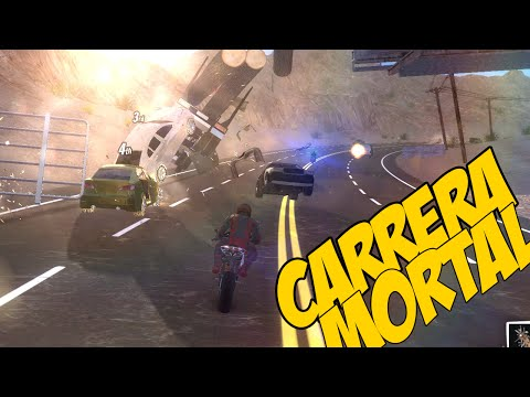 CARRERA MORTAL - Road Redemption