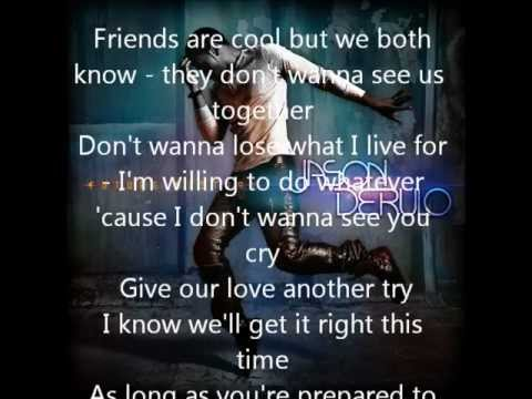 Jason Derulo - Fight For You Lyrics
