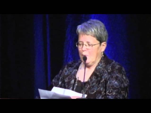 GSA for Safe Schools Celebration of Leadership- Bonnie Augusta.m4v