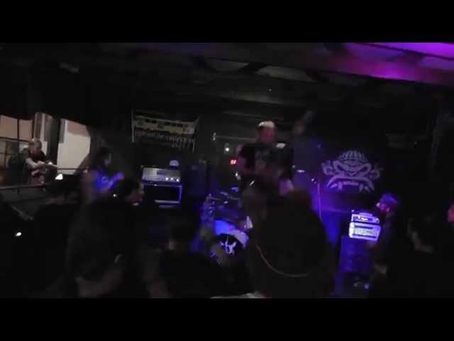 Warfuck - Apprendre A Plaire - Live @ Fekal Party 2014
