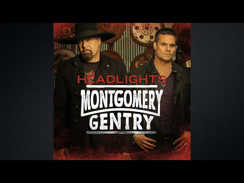 Montgomery Gentry - Headlights (Official Audio)