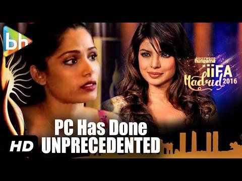 """What Priyanka Chopra Has Done & Will Do Is UNPRECEDENTED"": Freida Pinto"