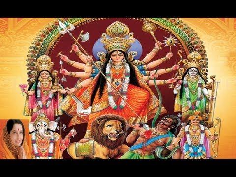 Durga Amritwani Part 1 Mangalmayi Bhay Mochini By Anuradha Paudwal...