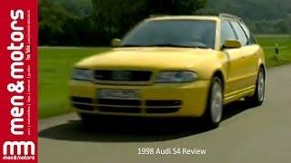 1998 Audi S4 Avant Review
