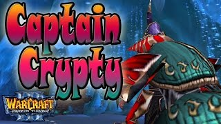 Warcraft 3 - Captain Crypty