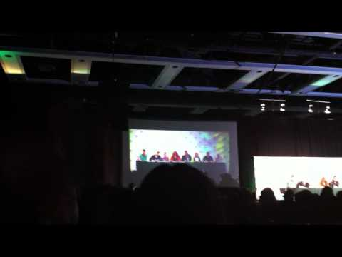 Voice Actors do the Star Wars Radio Play - Emerald City Comicon 2012 - Part 1