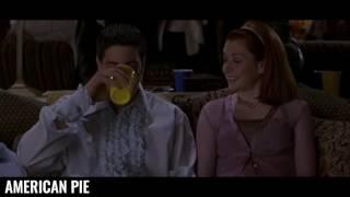 American Pie - Scène culte - Je m'étais enfilé une flute dans la chatte !