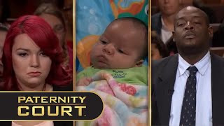Woman Slept With Mother's Friend (Full Episode)   Paternity Court