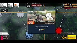 Girls' Frontline: Operation Cube - Ouroboros (E4-1 BOSS FIGHT)