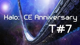 Секреты Halo - Anniversary Terminal 7 (The Library) Rus Sub