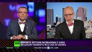 CrossTalk: Bitcoin Fever!