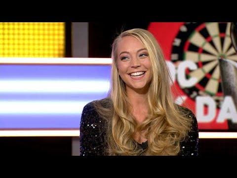 Ashley: ''Ik dacht dat lijkt me echt te gek'' - RTL 7 DARTS: WK 2018