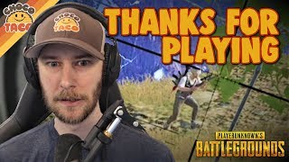 chocoTaco Can't Lose From Long Range - PUBG Gameplay