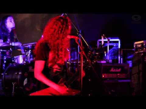 Mauser - GOD @Colisión Festival 28/10/11