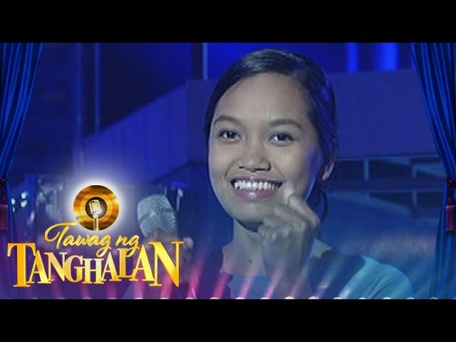Tawag ng Tanghalan: Joylaine wins the golden microphone!