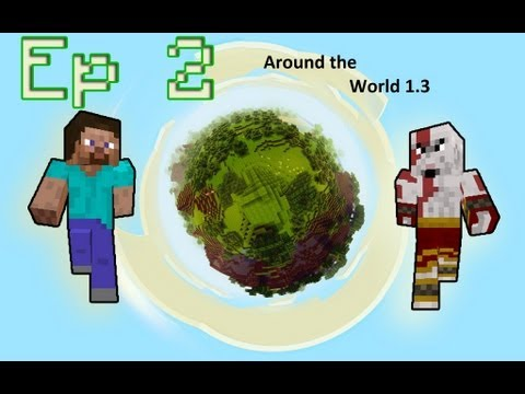 Le porte mi trollano - Around the world ep.2 - Minecraft Adventure