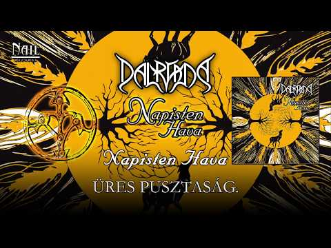 Dalriada - Napisten Hava (Hivatalos Szöveges Video / Official Lyrics Video)