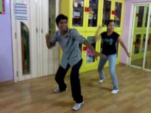Wes Alane ( Wes Madiko ) Dance By Kunal - Dance Floor video
