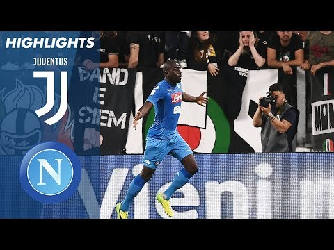 Juventus - Napoli 0-1 - Highlights - Giornata 34 - Serie A TIM 2017/18