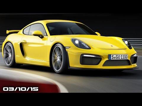 Koenigsegg Sedan, Porsche Cayman GT4 RS, Lotus Crossover - Fast Lane Daily