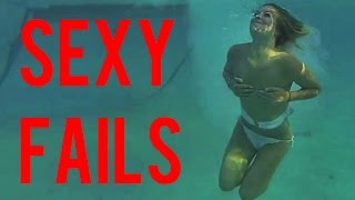 SEXY FAILS! || Sexy fails and funny! Funny compilation.