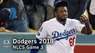 Dodgers NLCS 2018: The Dodgers lose Game 3 of the NLCS and could be in trouble