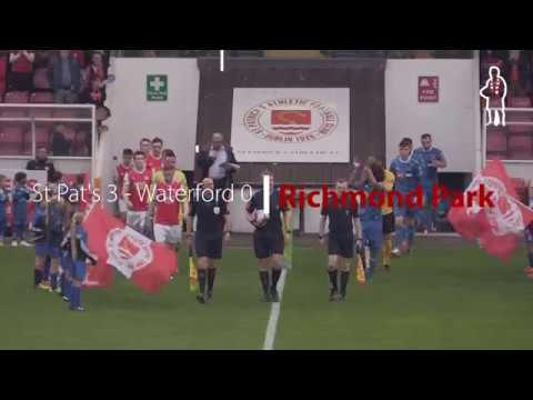 Highlights: Saints 3 - Waterford 0 (31/08/2018)