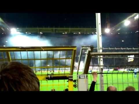 Borussia Dortmund - Schalke 04 Stimmung 2:0 [HD]