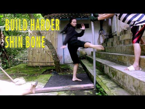 Build Harder Shin Bone Part 1