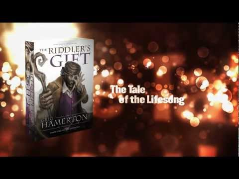 The Riddler's Gift: epic fantasy book trailer