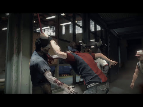 SAVIOR OF HUMANITY - Dead Rising 3 part 2 with Panda!