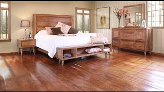 Retro Bedroom Collection (1066) by International Furniture Direct