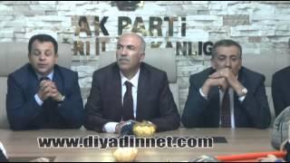 AK Parti Ağrı milletvekili adayları tanıtıldı