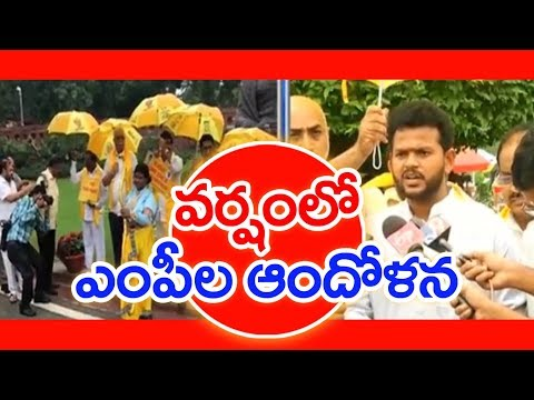 We Will Protest Till We Get Success: MP Ram Mohan Naidu | Mahaa News