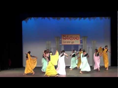 Samanal Hanguman Athare - Saralanga 2012 video
