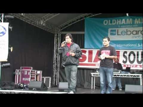 Oldham Mela 2011 - Raw footage