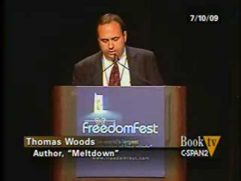 FreedomFest Debate: The Federal Reserve w/ Thomas Woods 1/5