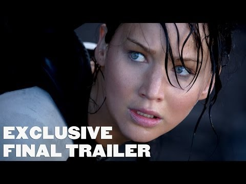 The Hunger Games: Catching Fire - Exclusive Final Trailer video
