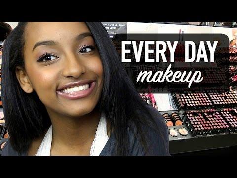 How I Do My Makeup