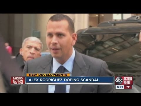 MLB witness outlines A-Rod's PED program on 60 Min