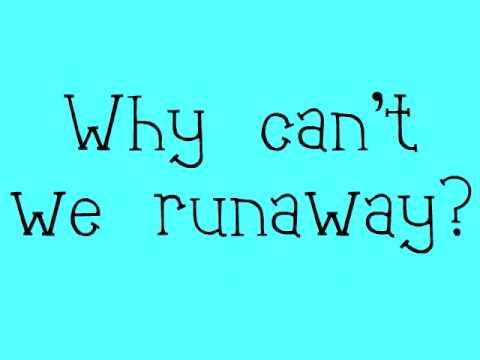 Artist Vs Poet - Runaway