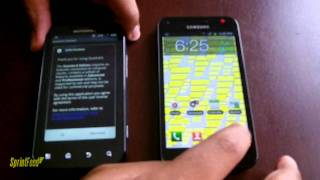 Samsung Epic 4G Touch vs Motorola PHOTON 4G