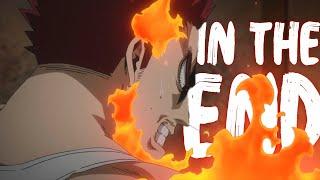 Boku no Hero Academia S3?AMV?In The End
